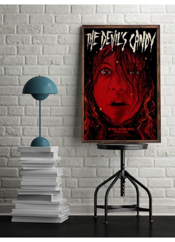 The Devil's Candy Poster 50X70