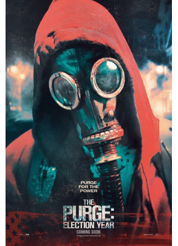 The Purge Election Year Series 01 Poster 50X70