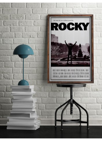 Rocky Poster 50X70