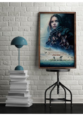 Star Wars Rouge One 02 Poster 50X70