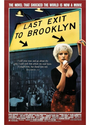 Last Exit To Brooklyn Poster 50X70