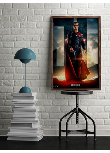 Superman Justice League Poster 50X70