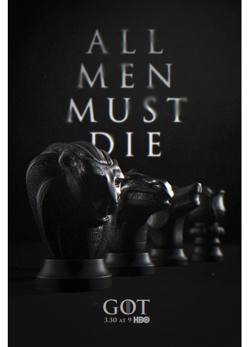 Game Of Thrones Series 06 Poster 50X70