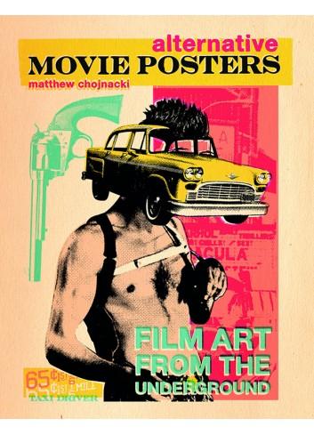 Taxi Driver Alternatif Poster 50X70