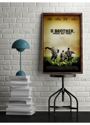O Brother, Where Art Thou? Poster 50X70