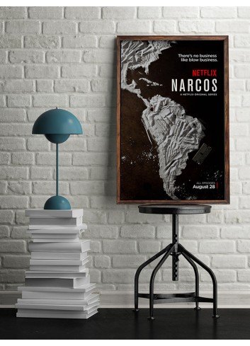 Narcos Poster 50X70