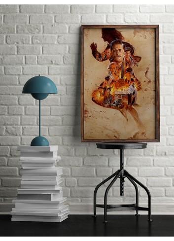 Soysuzlar Çetesi (Inglourious Basterds) Poster 50X70
