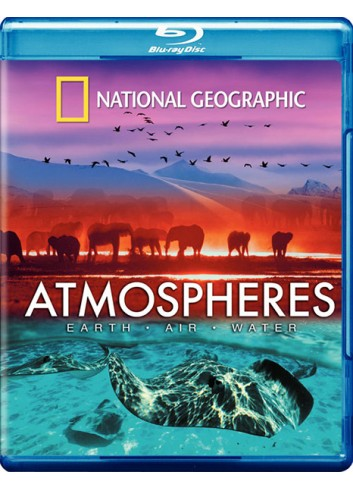 National Geographic Atmospheres Earth, Air and Water (Blu-Ray)