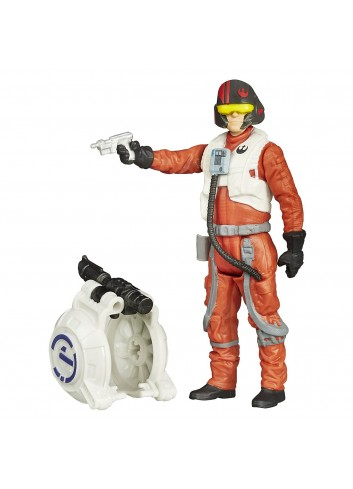 Star Wars Poe Damer Figure