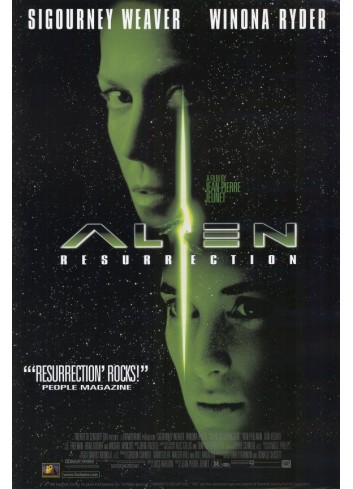 Alien: Resurrection (Dvd)