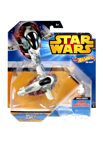Star Wars Hot Wheels Boba Fett