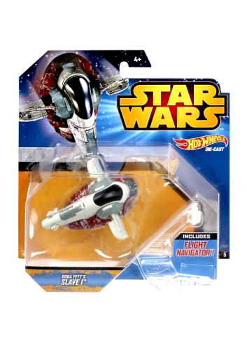 Star Wars Hot Wheels Boba Fett