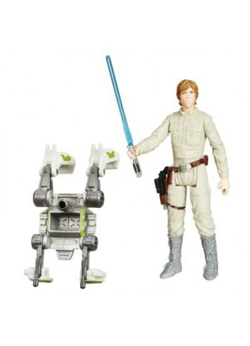 Star Wars The Empire Strike Luke Skywalker Figür Hasbro