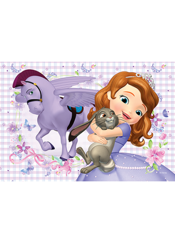 Sofia The First Mini Puzzle Trefl Yapboz