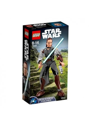 Star Wars Rey Toy Lego 75528