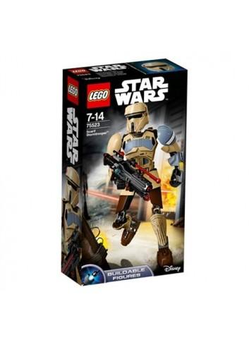 Starwars Scarif Stormtrooper Lego 75523