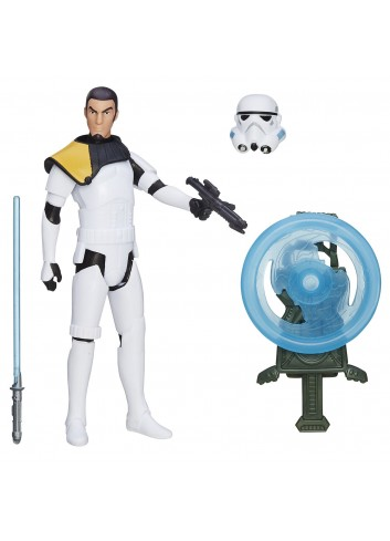 Star Wars  - Swu Kanan Jarrus - Rogue One Battle - Hasbro Figure