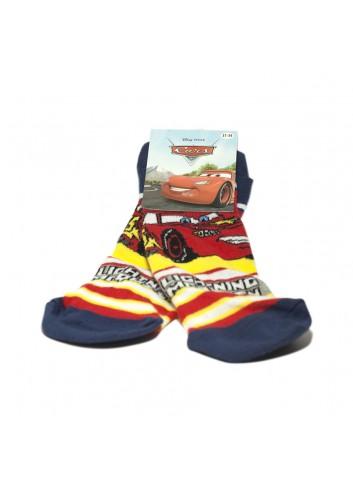 Cars Kid Sock