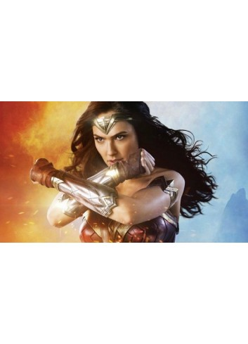 Wonder Woman Kafa Bandı