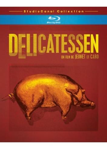 Delicatessen (Dvd)
