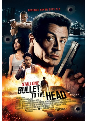 Bullet To The Head (Dvd)