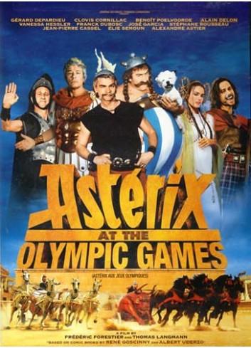 Asterix Olimpiyat Oyunlarında (Dvd)