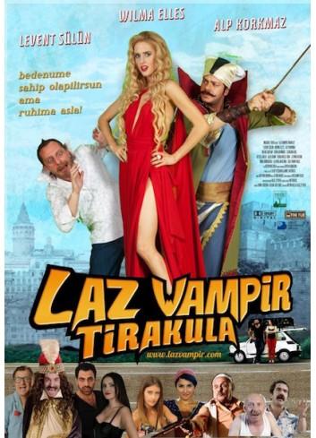 Laz Vampire Tirakula (Dvd)