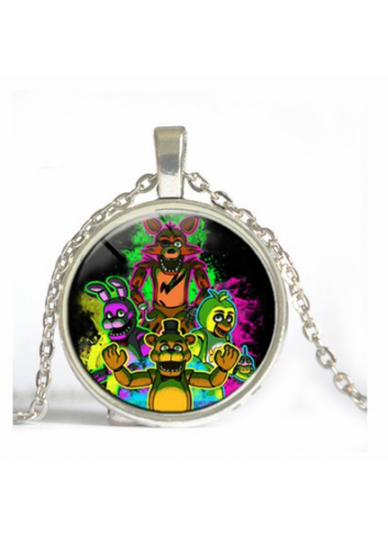 Five Nights At Freddy's Necklace