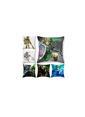 Legend Of Zelda Pillow