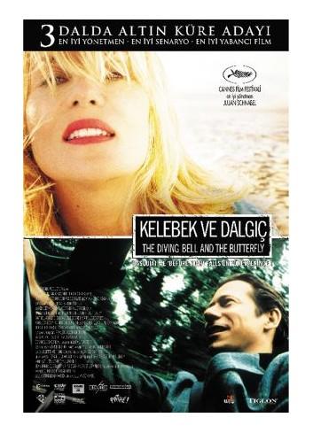 Kelebek ve Dalgıç (Dvd)
