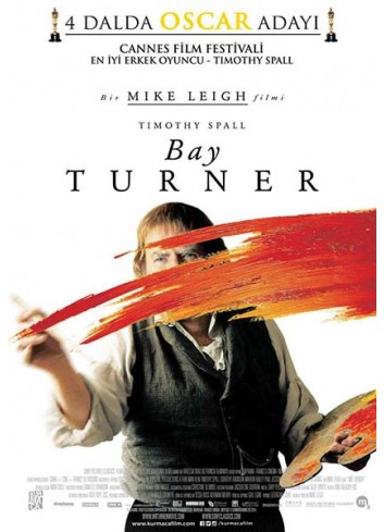 Mr. Turner (Dvd)