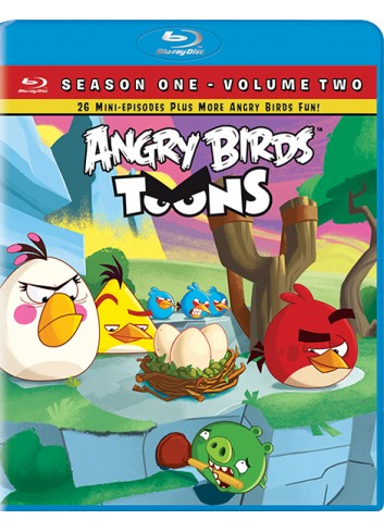 Angry Birds Toons Season 1 (Blu-Ray)
