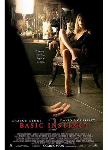 Temel İçgüdü 2 (Blu-Ray)